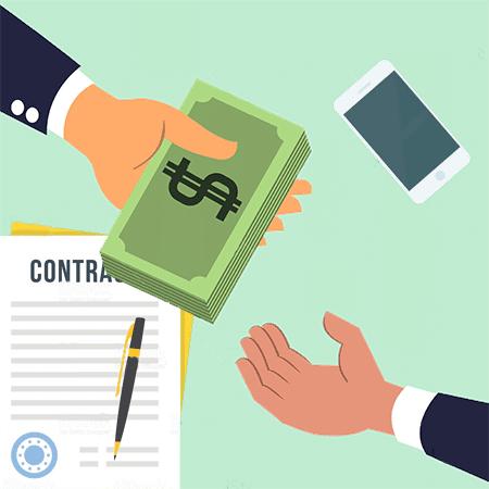 Contrato de emprestimo - CreditWay